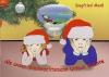 Als unser Weihnachtsmann Urlaub machte